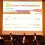Uluslararası Yenilenebilir Enerji Konferansı, 30 Nisan, Istanbul